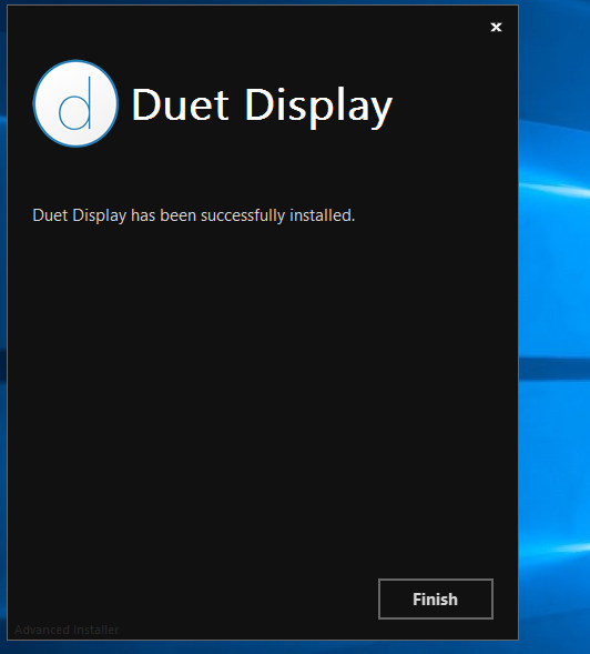 duet display windows 10